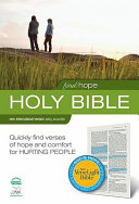 Find Hope: NIV VerseLight Bible
