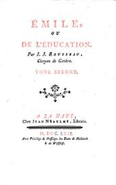 Émile, ou De l'éducation: Volume 2