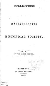 Collections of the Massachusetts Historical Society: Volume 24