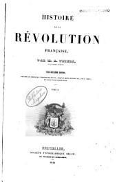 Histoire de la Revolution, Francaise