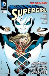 Supergirl (2011-) #8