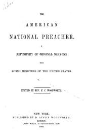 The National Preacher and Village Pulpit: Original Monthly. From Living Ministers of the United States, Volumes 38-40