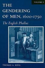 The Gendering of Men, 1600-1750
