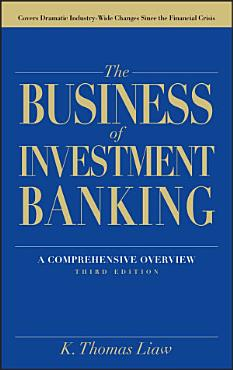 The Business of Investment Banking PDF