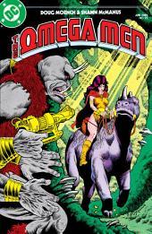 The Omega Men (1983-) #25