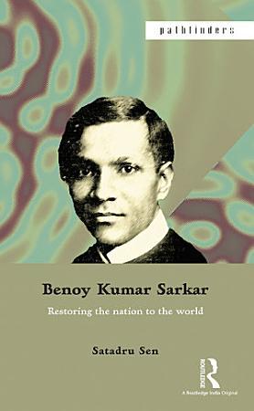 Benoy Kumar Sarkar PDF