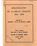 Bibliography of Alaskan Geology PDF