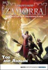 Professor Zamorra - Folge 1001: Tod auf Avalon
