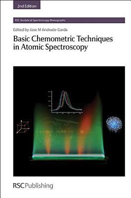 Basic Chemometric Techniques in Atomic Spectroscopy