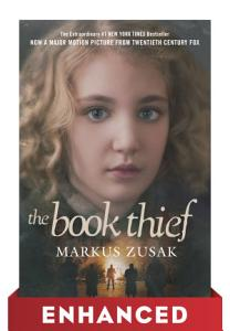 The Book Thief  Enhanced Movie Tie in Edition Book