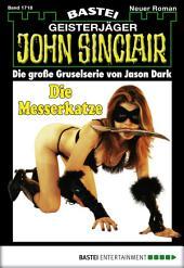 John Sinclair - Folge 1718: Die Messerkatze