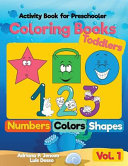 Coloring Books For Toddlers Book PDF