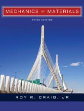 Mechanics of Materials, 3rd Edition