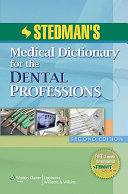 Stedman s Dental Dictionary PDF