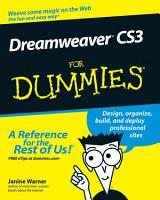 Dreamweaver CS3 For Dummies PDF