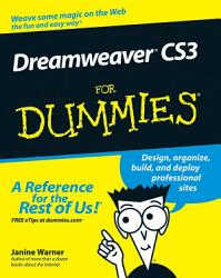Dreamweaver Cs3 For Dummies Book PDF