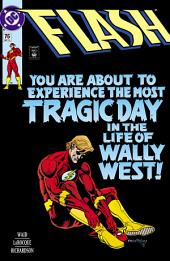 The Flash (1987-) #76