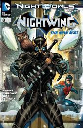 Nightwing (2011-) #8