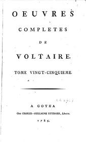 Oeuvres complètes: Volume25