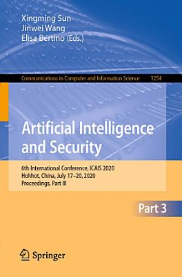 Artificial Intelligence and Security PDF
