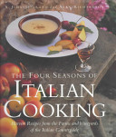 The Four Seasons of Italian Cooking PDF