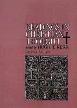 Readings in Christian Thought PDF