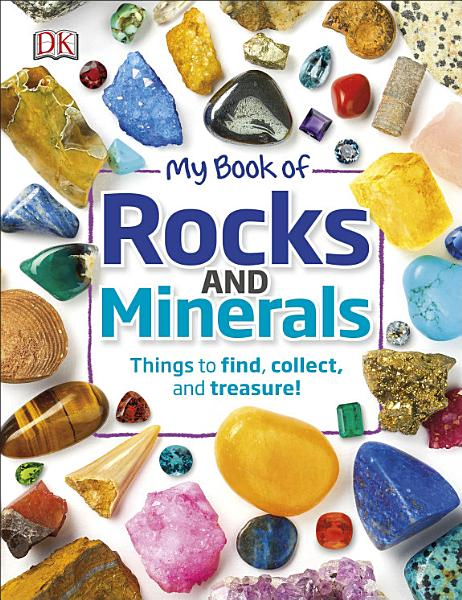 My Book of Rocks and Minerals Pdf Book