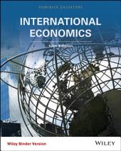 International Economics, 12th Edition: Edition 12