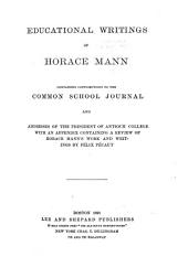 Life and Works of Horace Mann: Volume 5