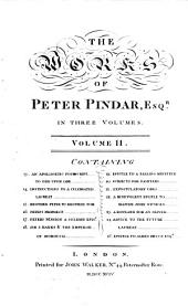 The works of Peter Pindar, Esq