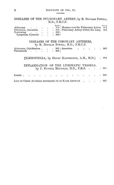Download A System of Medicine Book