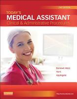 Today s Medical Assistant   E Book PDF