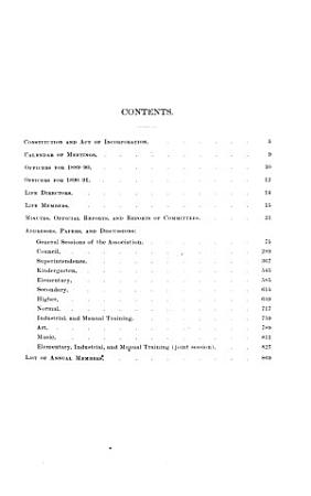 Journal of Proceedings  and Addresses PDF
