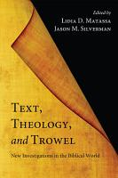 Text  Theology  and Trowel PDF