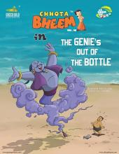 Chhota Bheem Vol. 28: Ginie Out of the Bottle