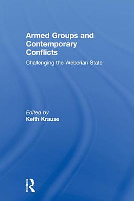 Armed Groups and Contemporary Conflicts PDF