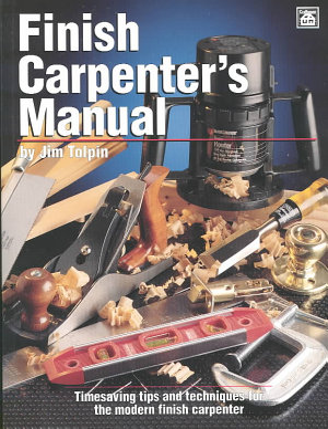 Finish Carpenter s Manual PDF