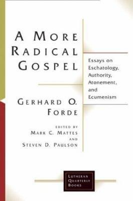 Download A More Radical Gospel Book