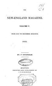 The New-England Magazine: Volume 5