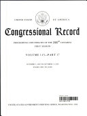Congressional Record  October 5  1999 to October 13 1999 PDF