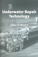 Underwater Repair Technology PDF
