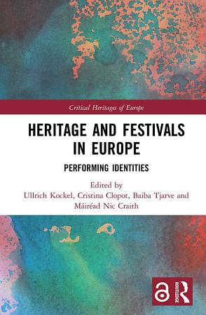 Heritage and Festivals in Europe PDF