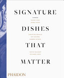 Download Signature Dishes That Matter Book