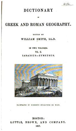 Dictionary of Greek and Roman Geography  Iabadius Zymethus PDF