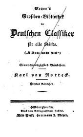 Karl von Rotteck: Band 4