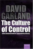 The Culture of Control PDF