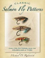Classic Salmon Fly Patterns PDF