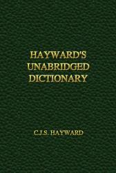 Hayward S Unabridged Dictionary Book PDF