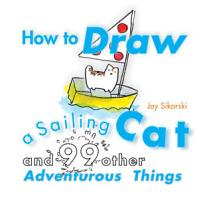 How to Draw a Sailing Cat PDF