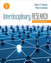 Interdisciplinary Research: Process and Theory, Edition 3